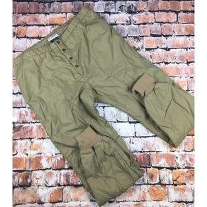 Vtg Orvis Men's Thinsulate Thermal Hunting Pants L